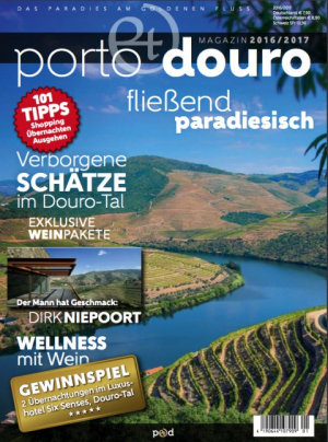 Porto und Douro Magazin